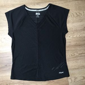 RBK Women's Athletic Top Size Large Play Dry